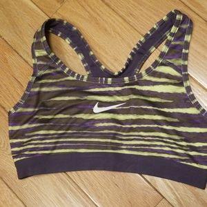 Nike Pro Classic Tiger Women's Sports Bra